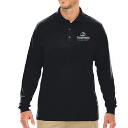 AFS Pinnacle Performance L/S Piqué Polo Thumbnail